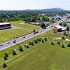BEN GARVER — THE BERKSHIRE EAGLE<br /> The future site of the Berkshire Innovation Center at the William Stanley Business Park will be next to Mountain One Financial.