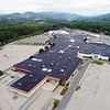 BEN GARVER — THE BERKSHIRE EAGLE<br /> The Berkshire Mall in Lanesborough is showing signs of lack of use, Tuesday, September 10, 2019. From an aerial perspective, there are almost no vehicles except near Target.