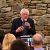 KRISTOPHER RADDER — BRATTLEBORO REFORMER<br /> Democratic presidential candidate Sen. Bernie Sanders, I-Vt., holds a rally at Stonewall Farm, in Keene, N.H., on Sunday, Dec. 22, 2019.