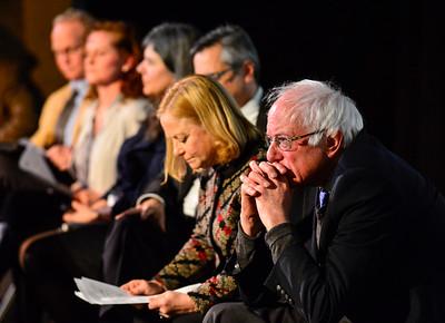 Bernie Sanders visits Brattleboro - 031617