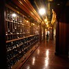 BEN GARVER — THE BERKSHIRE EAGLE<br /> The completed renovation at Blantyre is ready for exploration by visitors and locals alike, Monday, June 18, 2019. The wine cellar is one of the finest in New England.