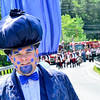 KRISTOPHER RADDER — BRATTLEBORO REFORMER<br /> People watch the 10th annual Blueberry Festival Parade in Dover, Vt., on Saturday, July 27, 2019.