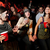 "Sarah Smith, left, Katie Yetsko and Brie Brower, all of Denver, dance together while listening to a band at the Boulder Brew and Music Festival on Saturday, Nov. 5, at the Fox Theatre in Boulder. For more photos and a video of the festival go to  <a href=""http://www.dailycamera.com"">http://www.dailycamera.com</a><br /> Jeremy Papasso/ Camera"