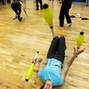 "Bekah Smith, of Boulder, practices juggling while laying on her back on Sunday, Dec. 18, at the Boulder Circus Center on N. 26th Avenue in Boulder. For more photos of the Circus Center go to  <a href=""http://www.dailycamera.com"">http://www.dailycamera.com</a><br /> Jeremy Papasso/ Camera"