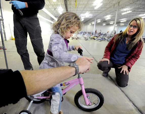 Boulder Community Cycles Bike Giveaway