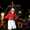"Steve Cohen, of Boulder, entertains the crowd as ""Puppet Guy"" on Saturday, Dec. 3, during the Holiday Lights Parade in downtown Boulder. For more photos and video of the parade go to  <a href=""http://www.dailycamera.com"">http://www.dailycamera.com</a><br /> Photo by Jeremy Papasso"