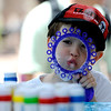 "Angelo Bass, 5, blows bubbles at the Mazel Tot booth during the Jewish Festival on the Pearl Street Mall in Boulder, Colorado June 12, 2011.  CAMERA/Mark Leffingwell<br /> <br /> Watch video from the Jewish Festival at  <a href=""http://www.dailycamera.com"">http://www.dailycamera.com</a>"