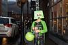 KELLY FLETCHER, REFORMER CORRESPONDENT -- Isaiah Travott trick-or-treats on Elliot Street during BrattleBOO Halloween Festivities