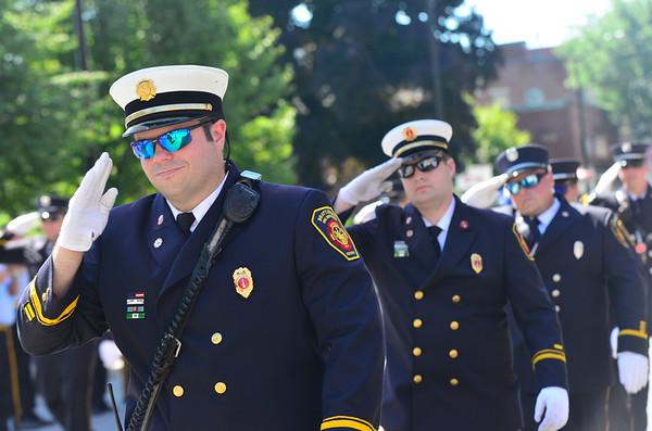Brattleboro's Fourth of July parade - 070418