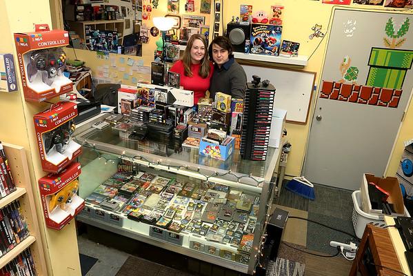 Break in at game store in Dracut