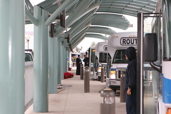 Bus Terminal Expansion