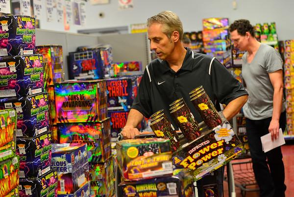 Buying fireworks - 062718