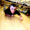 "Third year Cadet Robert-Josef Heitzer of Alpha Company, Golden Buffalo Battalion joins his fellow cadets on a floor crawl very  early Thursday morning on September 8, 2011 in the CU recreation center on the University of Colorado Boulder Campus.<br /> FOR MORE PHOTOS AND A VIDEO OF THE TRAINING GO TO  <a href=""http://WWW.DAILYCAMERA.COM"">http://WWW.DAILYCAMERA.COM</a><br /> Photo by Paul Aiken / The Camera / September 6 2011"
