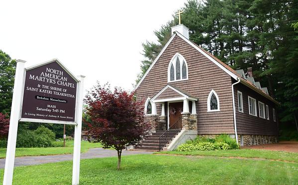 Chapel closed
