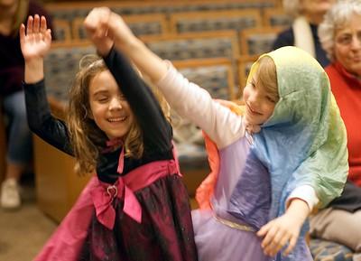 Celebrating Purim at Knesset Israel - 030917