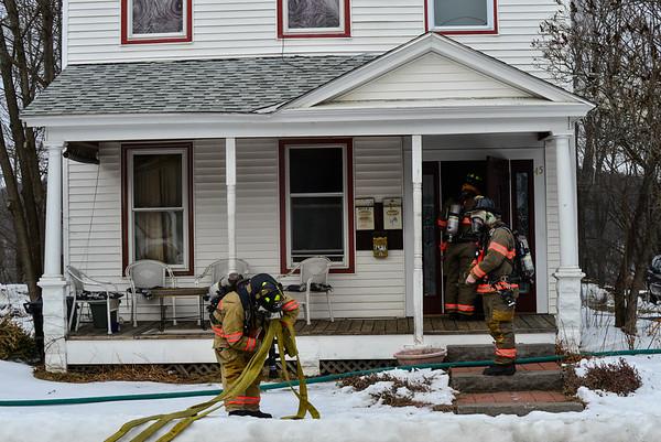 Chestnut Street Fire - 013117
