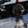 KRISTOPHER RADDER - BRATTLEBORO REFORMER<br /> A fresh coat of snow covers the Brattleboro area on Friday, Jan. 5, 2018.