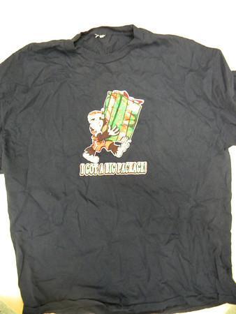 13-9475 Suspect T-shirt