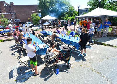 Community Cookout - 071318