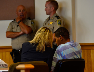 Court Appearance - 082916