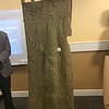 Investigators believe this curtain could lead them to where Amy Mihaljevic, 10, of Bay Village was murdered in 1989. (Kaylee Remington — The Morning Journal)