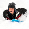 "William Hammond, 10, of Portland, Ore., has some fun sledding at Tantra Park in Boulder on Thursday, Dec. 22. For more photos of the storm go to  <a href=""http://www.dailycamera.com"">http://www.dailycamera.com</a><br /> Jeremy Papasso/ Camera"
