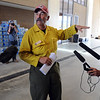 "Tom Smith is one of the commanders in charge of the fire fighters. He tells the media about the firefighters that lost their homes.<br /> For  videos relating to the fire,  go to  <a href=""http://www.dailycamera.com"">http://www.dailycamera.com</a>.<br /> Cliff Grassmick / September 8, 2010"