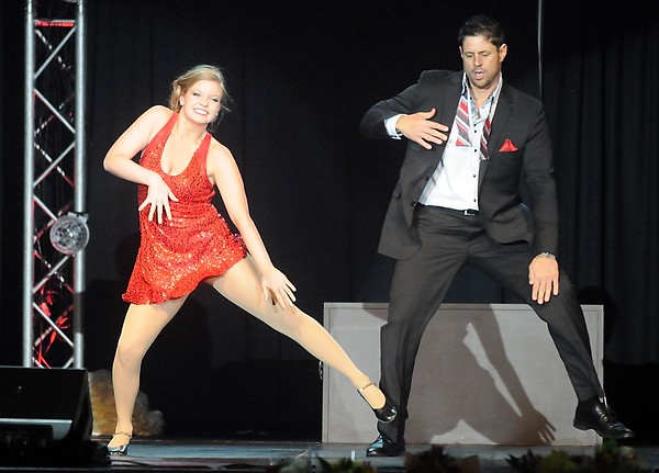 Dancing with the Mankato Stars