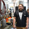ADAM SHANKS — THE BERKSHIRE EAGLE<br /> Bright Ideas Brewing's new head brewer, Danny Sump, has extensive experience at larger craft breweries like Wicked Weed and Green Flash.