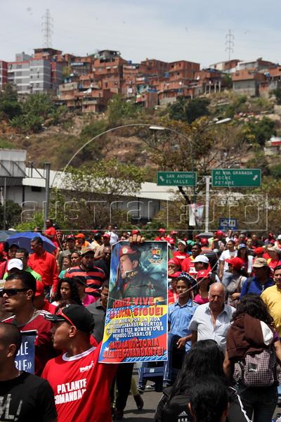 Venezuela Chavez death