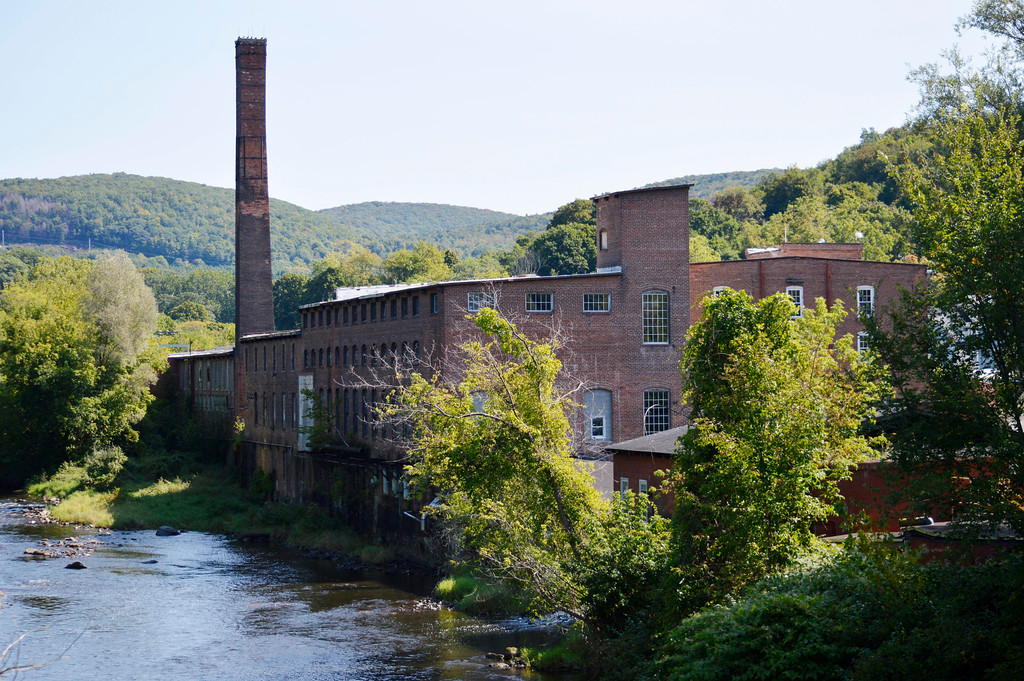 . The Eagle Mill in Lee is being considered for re-use.  Tuesday September 17, 2013. Ben Garver / Berkshire Eagle Staff