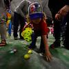 KRISTOPHER RADDER — BRATTLEBORO REFORMER<br /> Children of Brattleboro gather at Nelson Withington Skating Facility for the annual Easter Egg Hunt on Saturday, April 20, 2019.