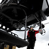 "Sean Pine operates the Eldora chairlift for employees working on the slope on Thursday.<br /> Eldora Mountain Resort will open on Friday, November 16, 2012.<br /> For more photos and a video from Eldora, go to  <a href=""http://www.dailycamera.com"">http://www.dailycamera.com</a><br /> Cliff Grassmick  / November 15, 2012"