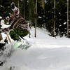 "Nick Wramage, 20, of Boulder,  flies through the powder while snowboarding on the opening day of Eldora Ski Resort on Friday, Nov. 19, in Nederland.<br /> For more photos and video of opening day go to  <a href=""http://www.dailycamera.com"">http://www.dailycamera.com</a><br /> Jeremy Papasso"