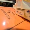 "KRISTOPHER RADDER — BRATTLEBORO REFORMER<br /> A bucket full of ""I Voted"" stickers."