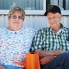 LEANDRA BEABOUT   THE GOSHEN NEWS<br /> Walt and Diane Borders of Mishawaka