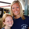 JOHN KLINE | THE GOSHEN NEWS <br /> From left, Jalyn and Kristen Stofleth