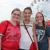 JULIE CROTHERS BEER | THE GOSHEN NEWS<br /> Zoe Brown, Shannon Smoot and Lauren Hoogenboom, all 17 and of Goshen