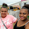 JOHN KLINE | THE GOSHEN NEWS <br /> Octavia Stewart and Jasmaine Goins