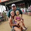 STACEY DIAMOND | THE GOSHEN NEWS<br /> Taitlin Trenshaw, Gale Gerber and five-year-old Carly Trenshaw