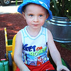 LEANDRA BEABOUT | THE GOSHEN NEWS<br /> Caden Yoder, 3, of Warsaw