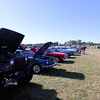 ADAM RANDALL | THE GOSHEN NEWS<br /> The second year of the Classic Car Cruise-In was part of the last day of the Elkhart County 4-H Fair.