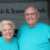 JOHN KLINE | THE GOSHEN NEWS<br /> Deanna Cross and Marvin Cross, both of Jackson's Gap, Alabama