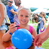 LEANDRA BEABOUT | THE GOSHEN NEWS<br /> Madilyn Lehane, 4, of Goshen