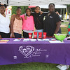 JULIE CROTHERS BEER | THE GOSHEN NEWS<br /> Talysia Billings, 15, Aniya Smith, 14, Ariana Williams, 13, Ariana Smith, 15, and Velisha Billings, all of Elkhart