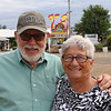 JOHN KLINE | THE GOSHEN NEWS<br /> Linda Farmwald and Andy Farmwald, both of Milford