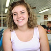 LEANDRA BEABOUT | THE GOSHEN NEWS<br /> McKenna Thompson, 17, of Goshen