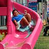 Karine Rodriguez, 9, of Goshen