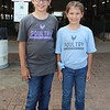 JULIE CROTHERS BEER | THE GOSHEN NEWS<br /> Chloe Cripe, 11, and Lana Cripe, 8, both of New Paris