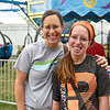 BEN MIKESELL | THE GOSHEN NEWS<br /> Carrie Norris and her daughter Hannah, 14, of Goshen.